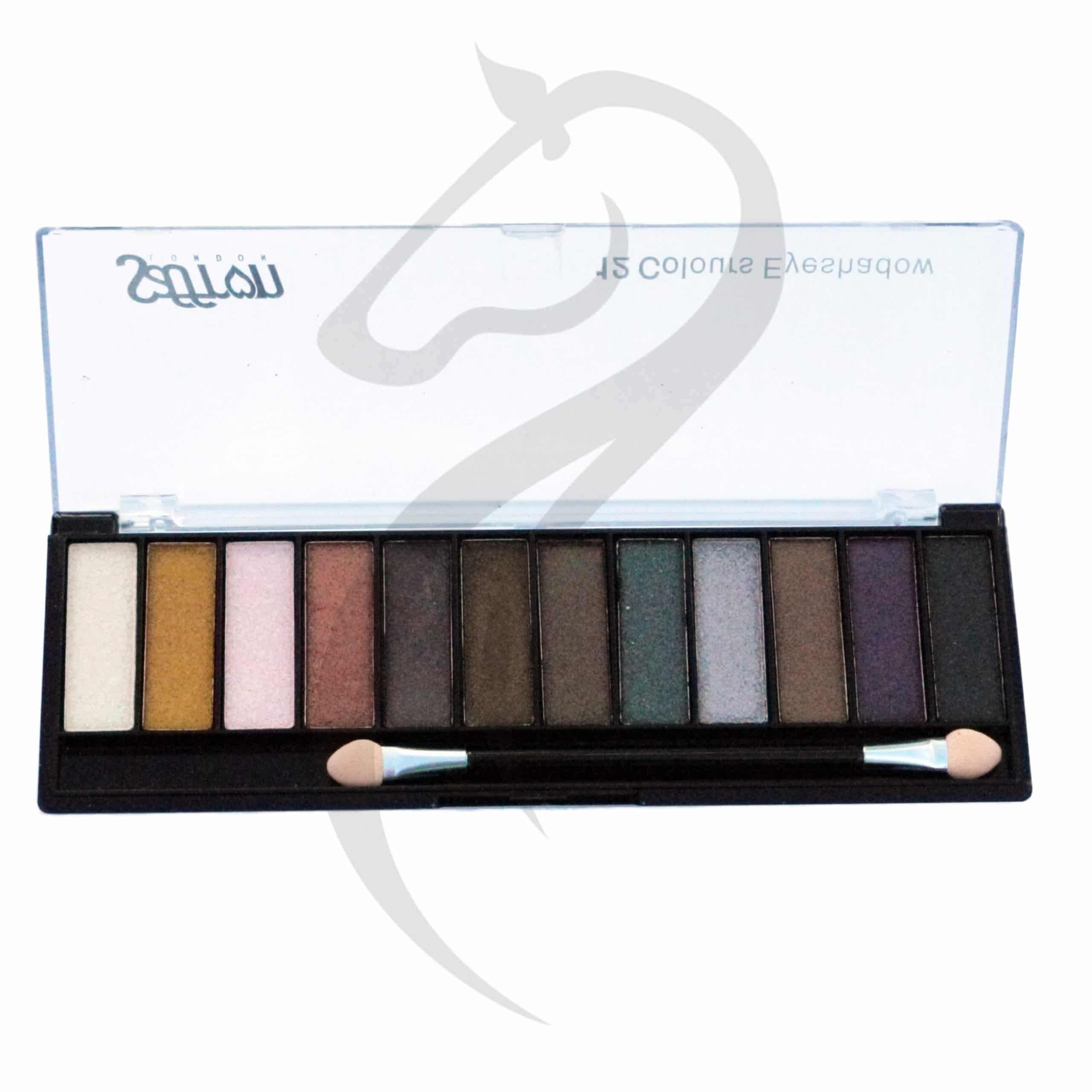 Saffron Simply Nude Eyeshadow Palette
