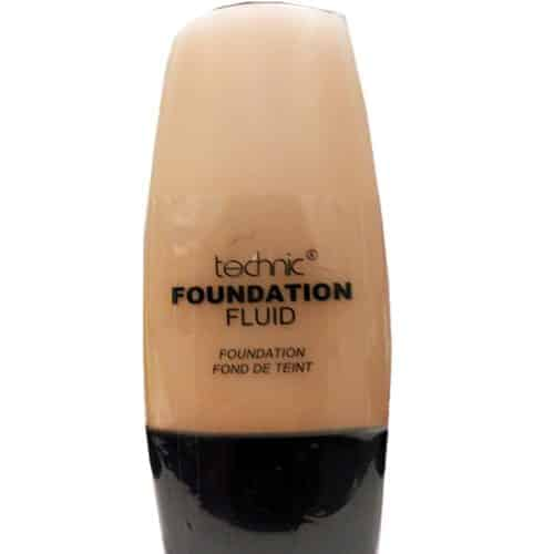 Technic Fluid Foundation Light