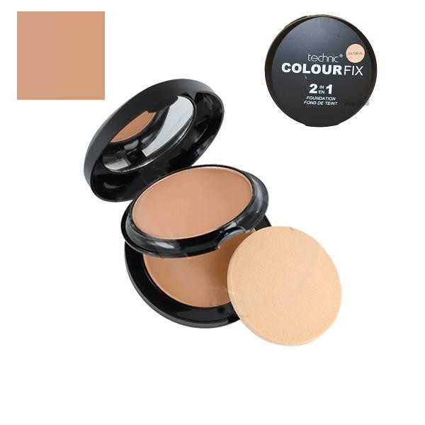 Technic Colour Fix 2 in 1 Foundation Oatmeal