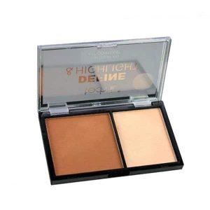 technic define & highlight contour kit caramel