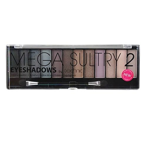 Technic Mega Sultry 2 Eyeshadow Palette
