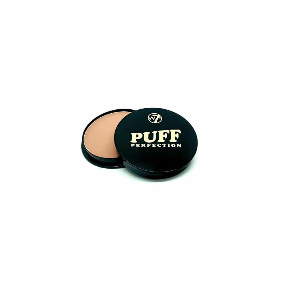 W7 Puff Perfection All In One Cream Powder - translucent