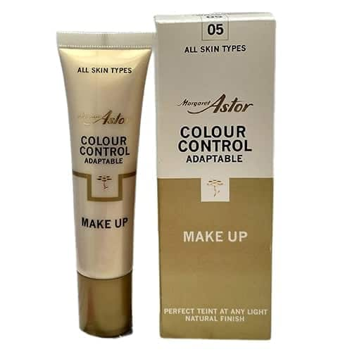Astor Colour Control Adaptable Foundation 05