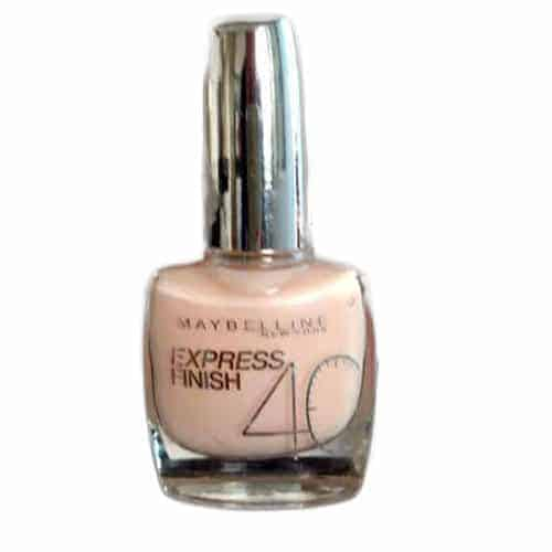 Maybelline Express Finish 40 sec 80 Rosy Rush