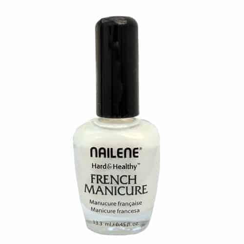 Nailene Hard & Healthy French Manicure Nail Polish ~ Shade 4