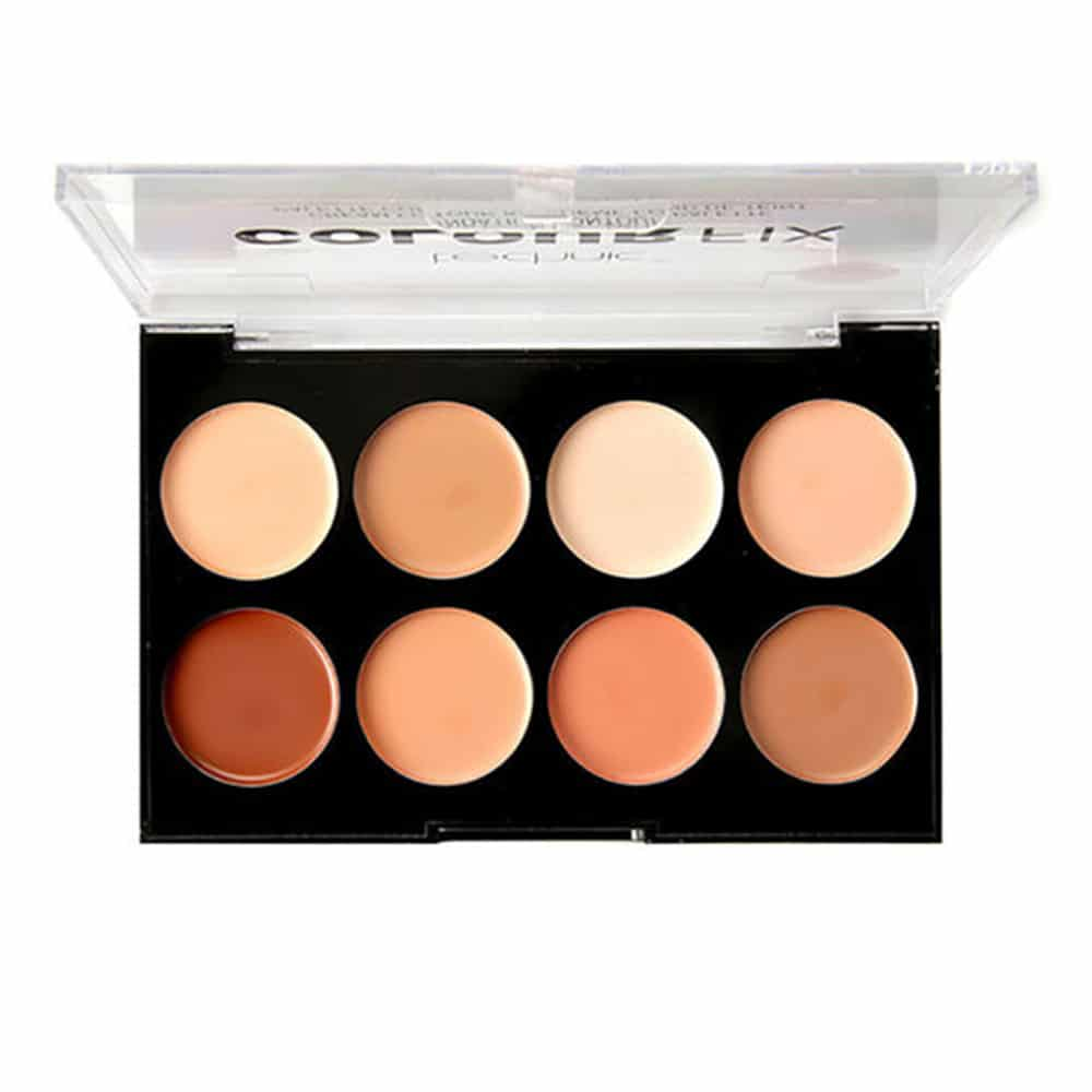 Technic-ColourFix-Cream-Foundation-Contour-Palette