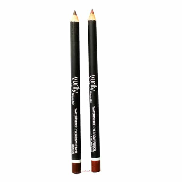 yurily waterproof eyebrow pencil