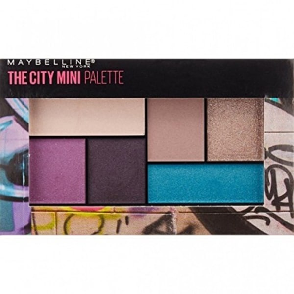 Maybelline The City Mini Palette Graffiti Pop